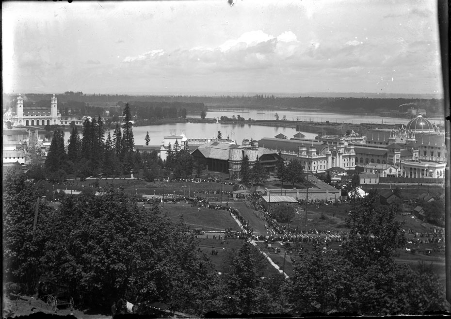 Lewis and Clark Exposition, 1905