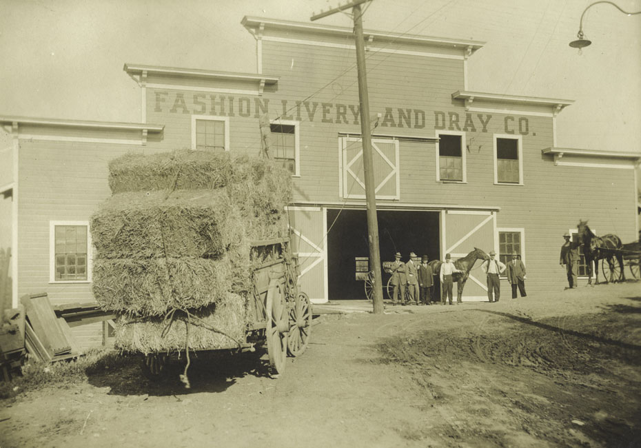 Fashion Livery and Dray Co., 1908