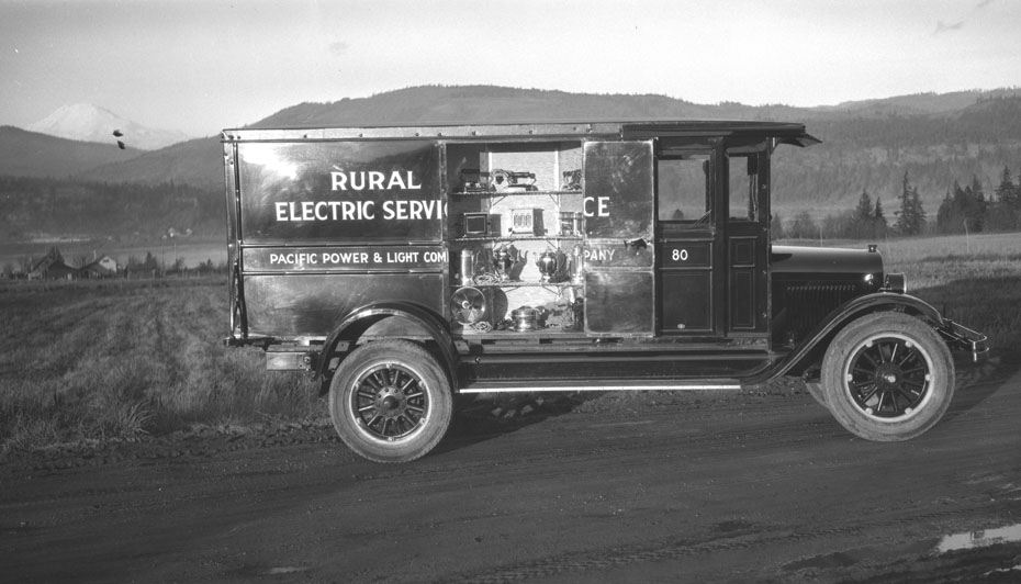 Rural Electric Service