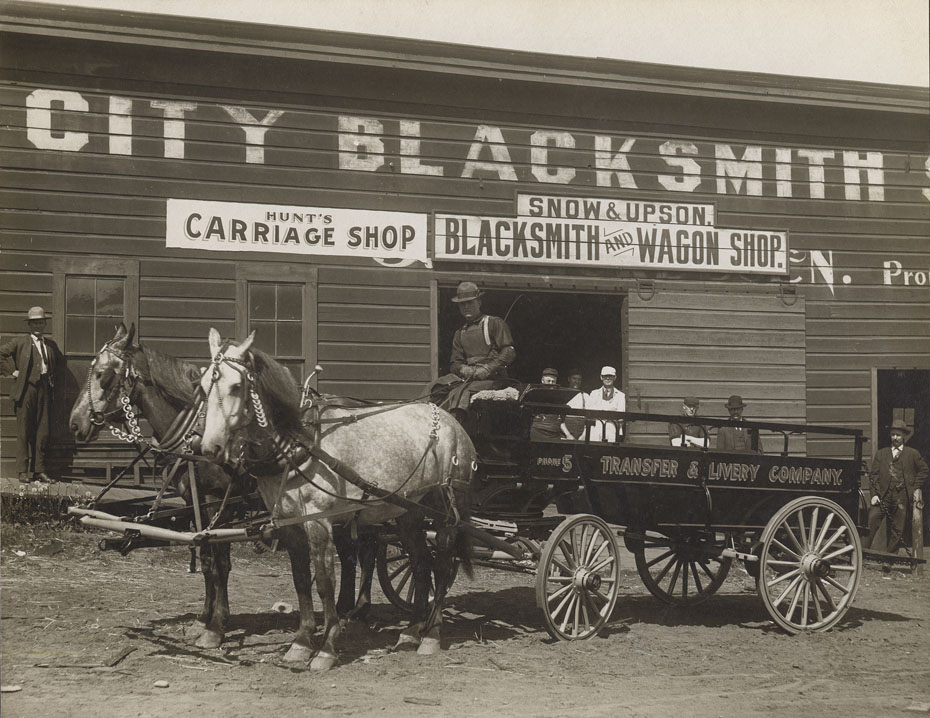 City Blacksmith