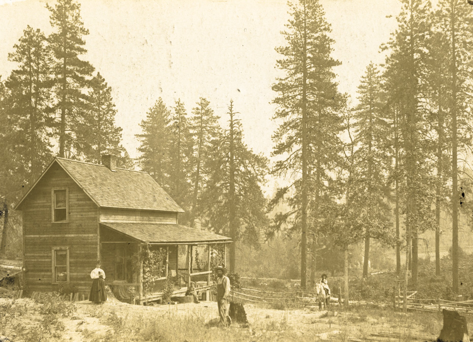 H.S. Lewis Ranch, 1894