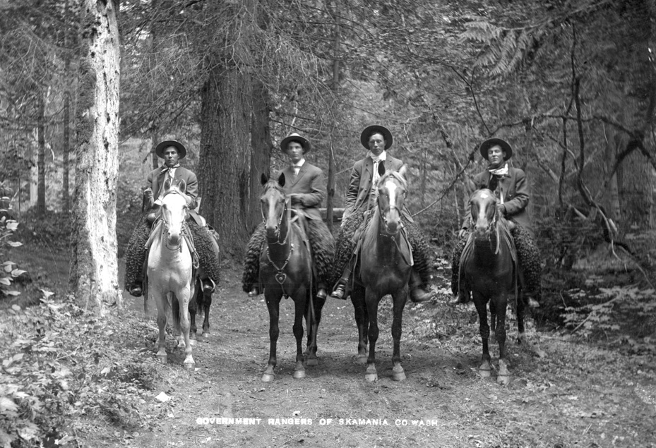 Government Rangers of Skamania County