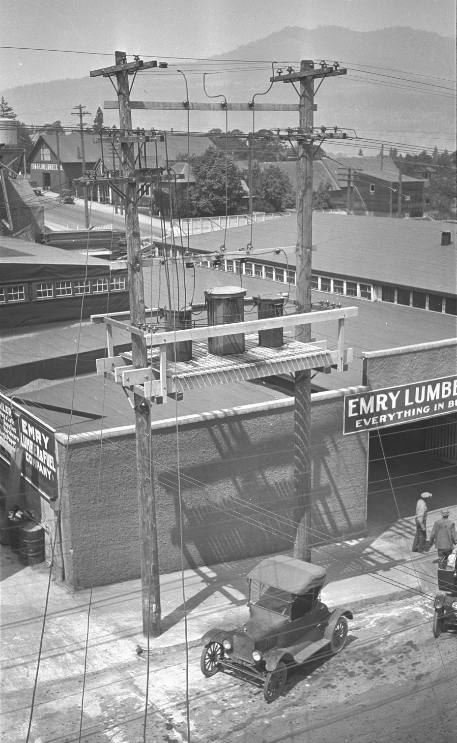 Emry Lumber and Fuel Company