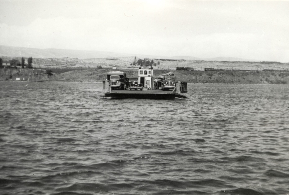 The Dalles Ferry