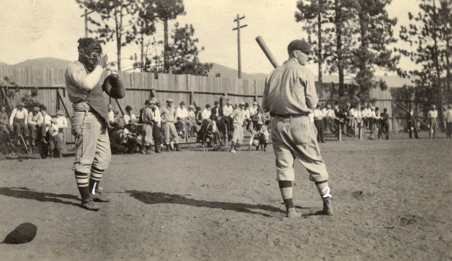 Heights Baseball, 1912