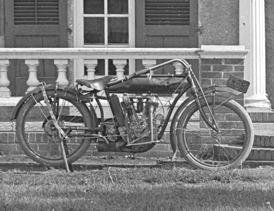 1913 Indian Two-Speed