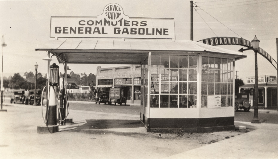Commuters General Gasoline